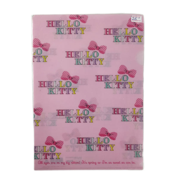 Sanrio - Folder de Hello Kitty Lazos