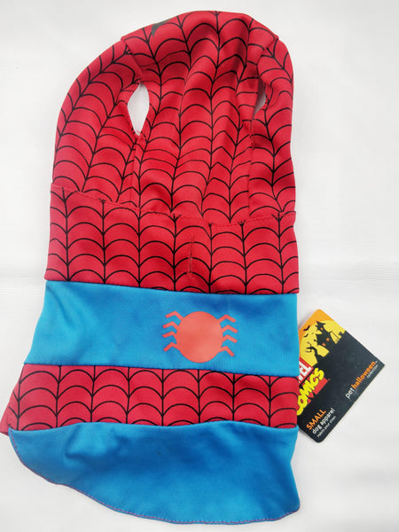Marvel - Vestido Small para Perro de Spiderman-Marvel-Monono-Peru