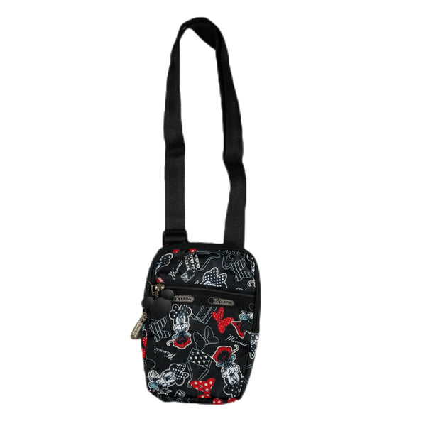 mononoperu,Disney - Morral Cartera de Minnie Mouse Black,Monono,.
