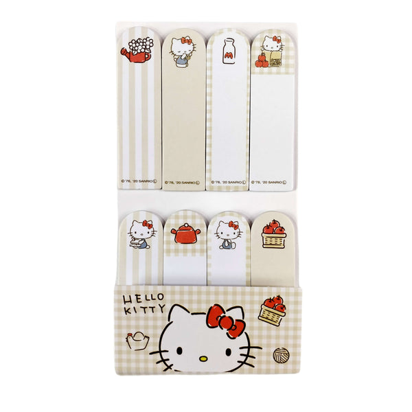 Sanrio - Notas Adhesivas Hello Kitty Flag