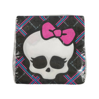 mononoperu,Monster High - Set de 15 Servilletas de Monster High,Monster High,.