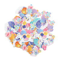 Sanrio - Stickers Little Twin Stars Japanesque