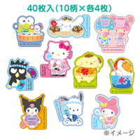 Sanrio - Stickers Sanrio Characters Japanesque