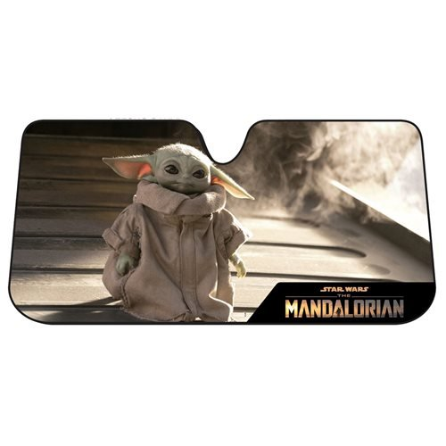 Star Wars - Tapasol para Auto de Grogu on Ramp Baby Yoda y The Mandalorian
