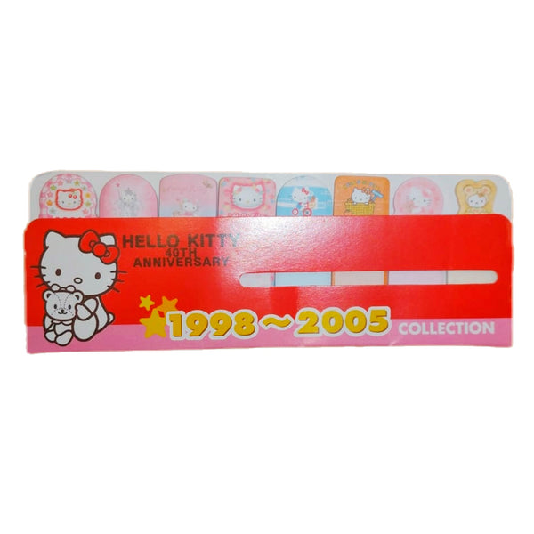 Sanrio - Set De Notas Adhesivas Bookmark De Hello Kitty