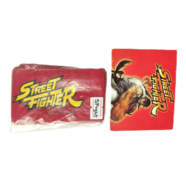 Street Fighter - Vincha Roja Street Fighter