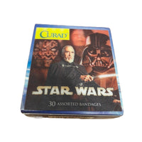 Star Wars - Set de 30 Curitas de Star Wars