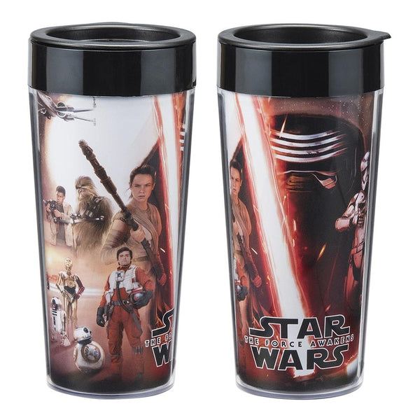 Star Wars - Termo Travel Mug de Star Wars The Force Awakens-Star Wars-Monono-Peru