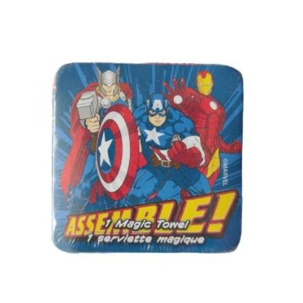 Marvel - Toalla Magica Avengers Fight