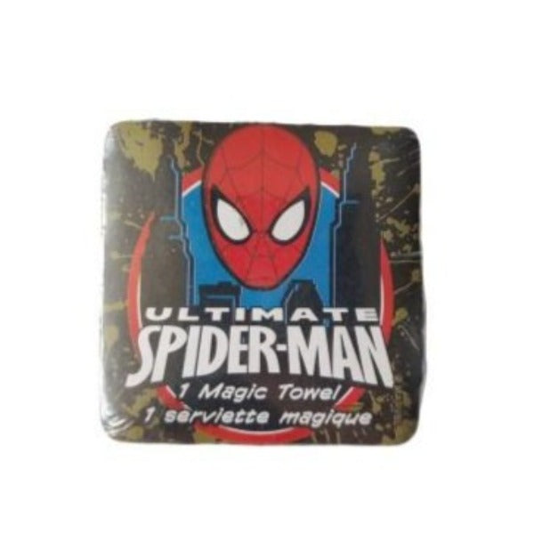 Marvel - Toalla Magica Spiderman Face