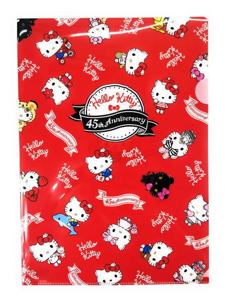Sanrio - Folder Hello Kitty 45th Anniversary Toys-Sanrio-Monono-Peru