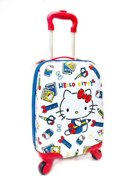 Sanrio - Maleta de Ruedas Hello Kitty School