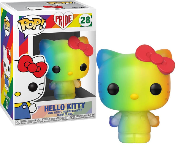 Sanrio - Funko Pop de Hello Kitty Rainbow Pride