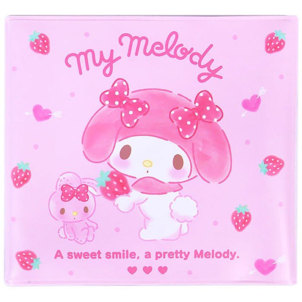 Sanrio - Tarjetero My Melody Strawberry