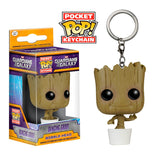 Marvel - Llavero Funko Pop de Dancing Groot