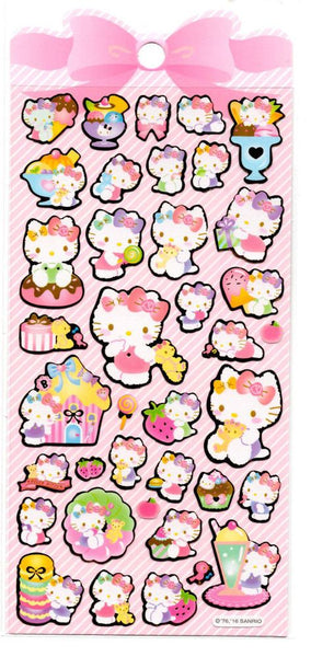 Sanrio - Stickers Hello Kitty Seal-Sanrio-Monono-Peru