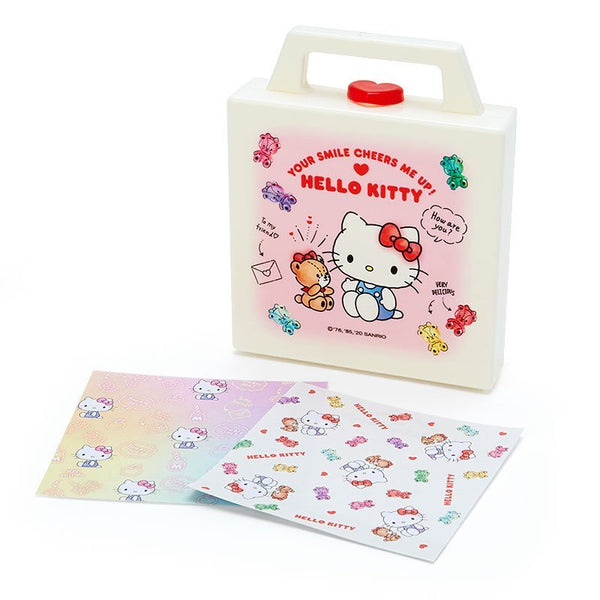 Sanrio - Libreta en Estuche Hello Kitty Square