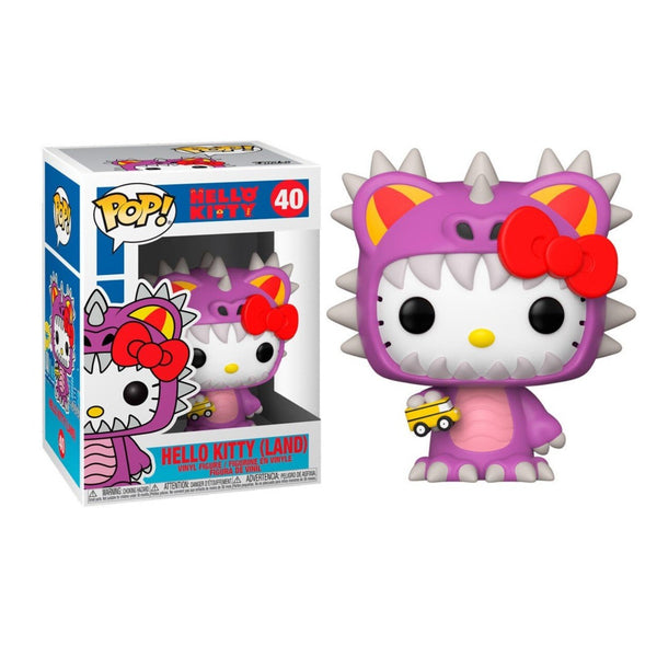 Sanrio - Funko Pop de Hello Kitty x Kaiju Land