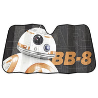 Star Wars - Tapasol Frontal para Auto de BB8-Star Wars-Monono-Peru