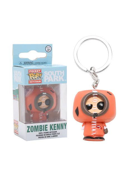 South Park - Llavero Funko de Kenny Zombie-South Park-Monono-Peru