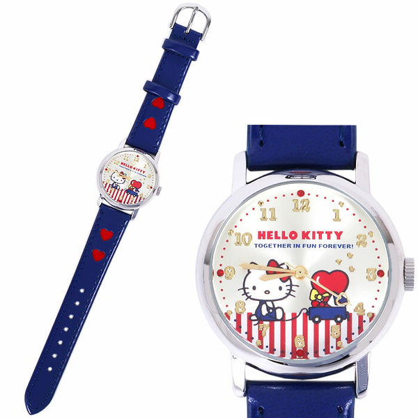 Sanrio - Reloj Pulsera Hello Kitty Heart