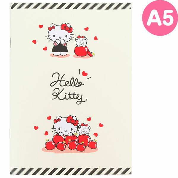 Sanrio - Cuaderno A5 Hello Kitty Apples