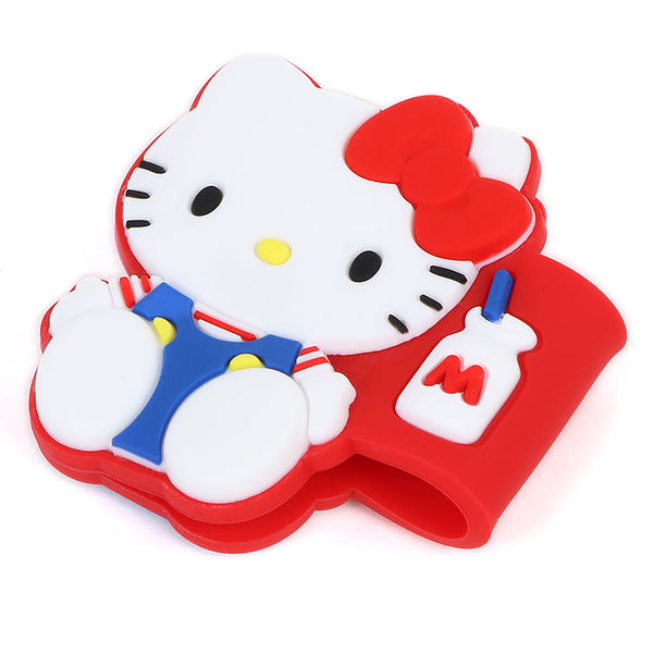 Sanrio - Agarrador de Cables Hello Kitty