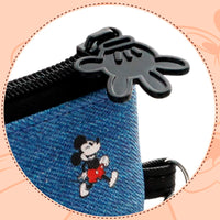 Disney - Cosmetiquero Cartuchera Neceser Rectangular Mickey Mouse Classic