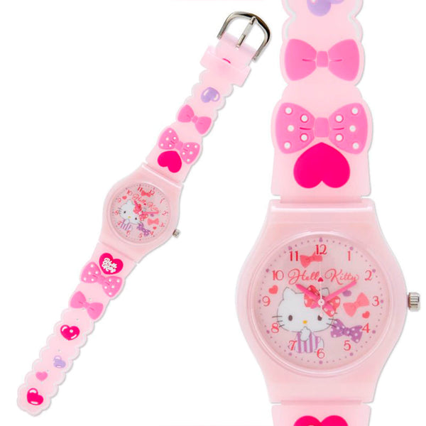 Sanrio - Reloj Hello Kitty Ribbon