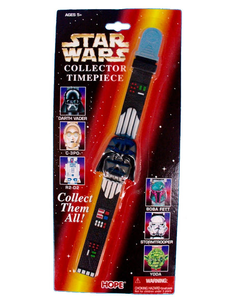 Star Wars - Reloj Digital de Coleccion de Darth Vader HOPE-Star Wars-Monono-Peru