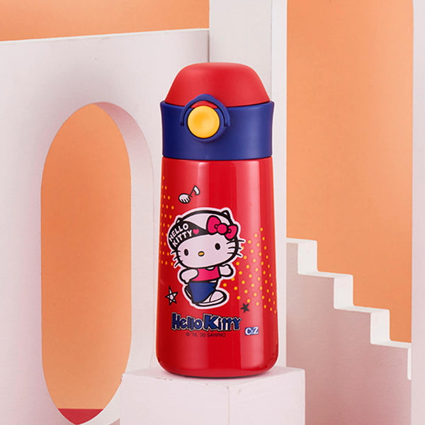 Sanrio - Termo de Acero Inoxidable Hello Kitty Hat 350 ml