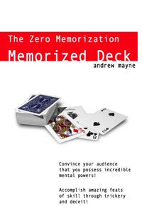 Zero-Memorization Deck [download]