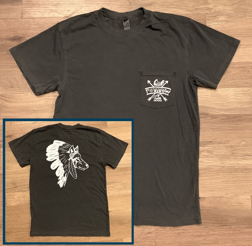 Pow Wow Event Tee 2020 - Oak City Inline Skate Shop