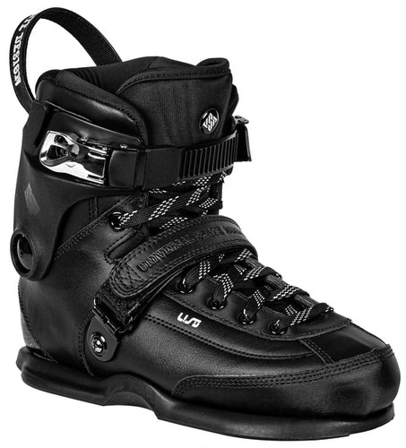 USD Carbon Black Boot