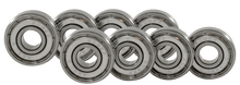 Load image into Gallery viewer, 50/50 Bearings - ABEC 9 (8pack) - Oak City Inline Skate Shop