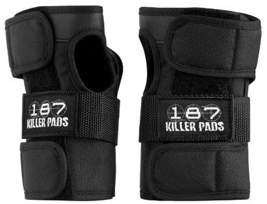 187 Killer Pads: Wrist Guards - Oak City Inline Skate Shop