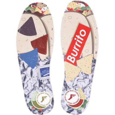 Footprint Kingfoam Orthotic Pad (Burrito) - 7us-13.5us - Oak City Inline Skate Shop