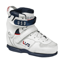 Load image into Gallery viewer, USD Carbon Free Carlos Bernal Pro Boot - Oak City Inline Skate Shop