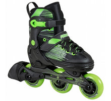 Load image into Gallery viewer, Powerslide Joker Boys Softboot Skate - Oak City Inline Skate Shop