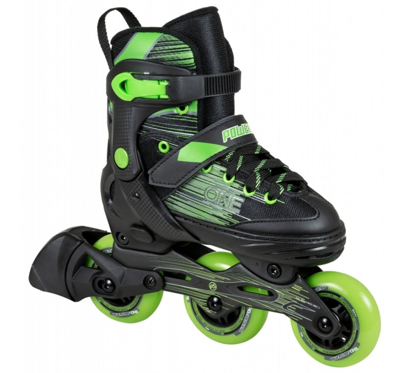 Powerslide Joker Boys Softboot Skate - Oak City Inline Skate Shop