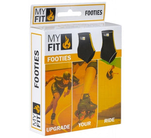 MyFit Footies (High Cut) - Oak City Inline Skate Shop
