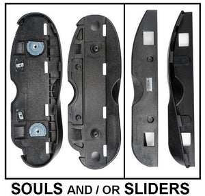 Shift Replacement Base Souls and/or Sliders (All Colors) - Oak City Inline Skate Shop