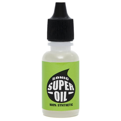 Sonic Super Lubricant Oil (0.5 fl oz) - Oak City Inline Skate Shop