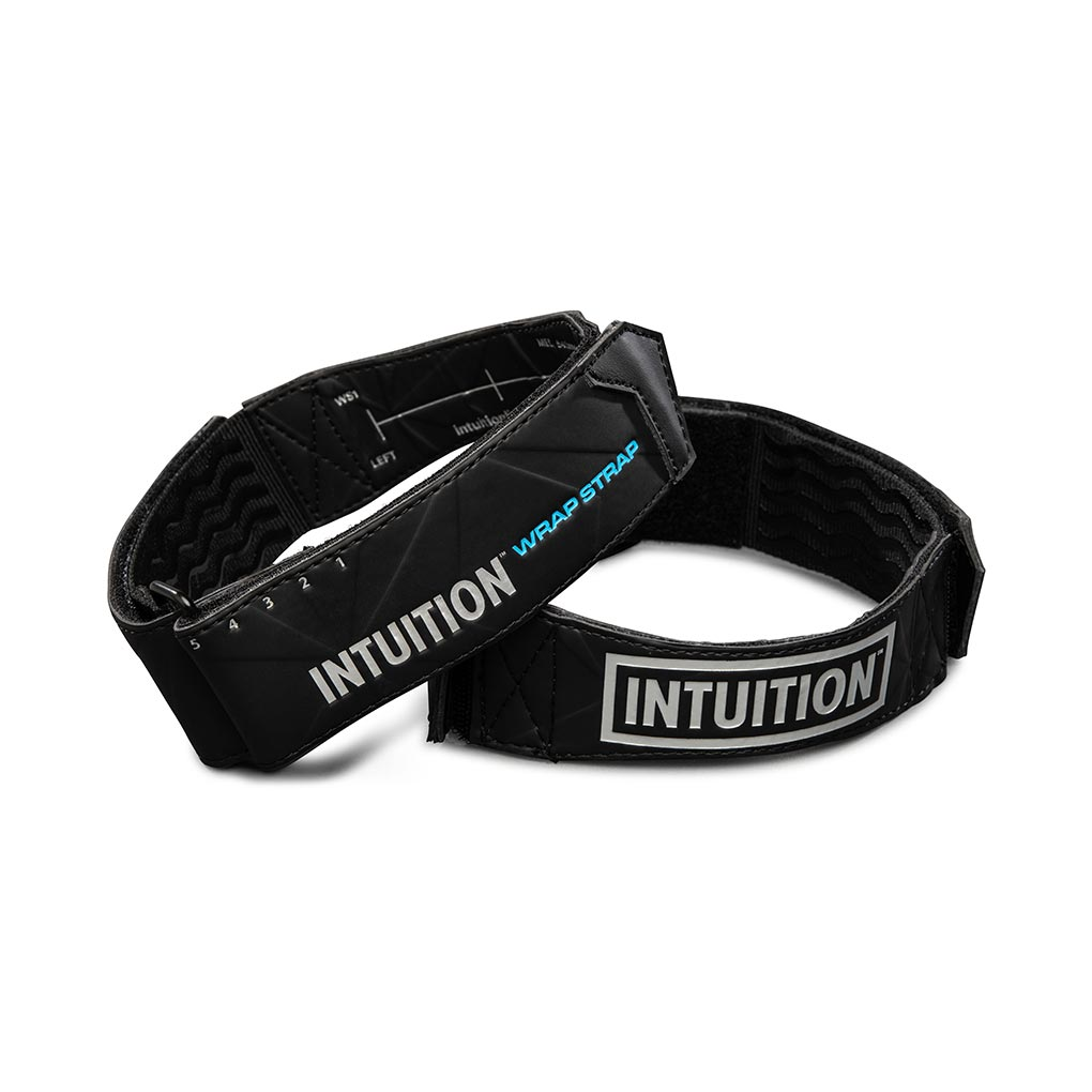 Intuition Luxury Wrap Straps (Black, 4-8us)