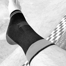 Load image into Gallery viewer, Old Bones Ankle Compression Sleeve - Oak City Inline Skate Shop
