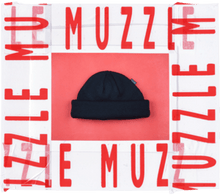 Load image into Gallery viewer, Muzzle: Black Beanie (With Stitched Tag) - Oak City Inline Skate Shop