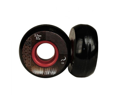 Ground Control Earth City Wheel 57mm 92a (Black)