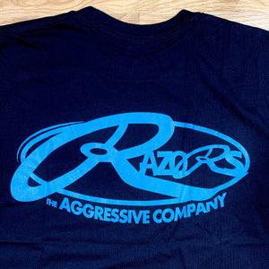 Razors The Ag Gro Co Tee - Black - Oak City Inline Skate Shop