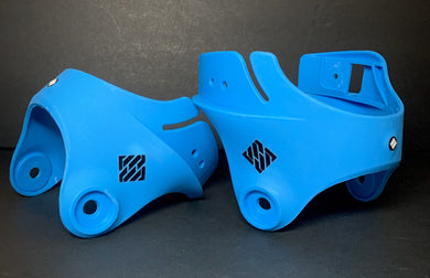 USD Carbon Skates Replacement Cuff (blue) - Oak City Inline Skate Shop