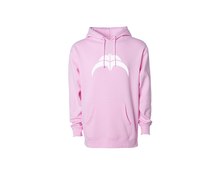 Load image into Gallery viewer, Razors Skate Co Double R Hoodie (Black, Pink or White)